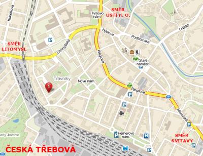 Mapa GEOCI